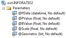 INFORATIO2 function for SQL Server