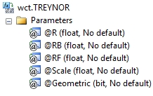 XLeratorDB syntax for TREYNOR function for SQL Server